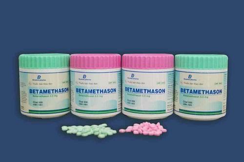 Tác dụng của betamethasone là gì?