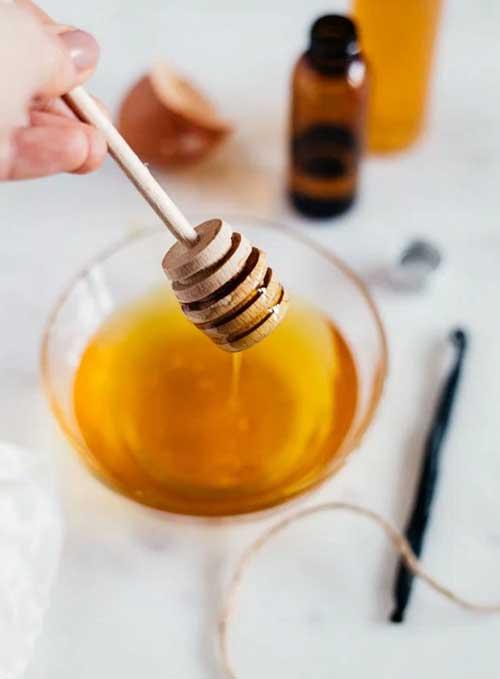 Mật ong có tác dụng trị thâm, nám và tàn nhang