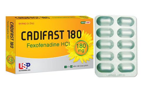 Liều dùng thuốc Fexofenadine như thế nào?