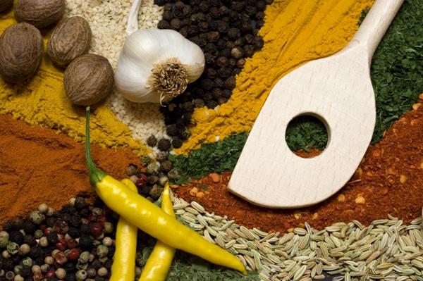 Top 8 loại gia vị tốt cho hệ tiêu hóa được bác sĩ khuyên dùng