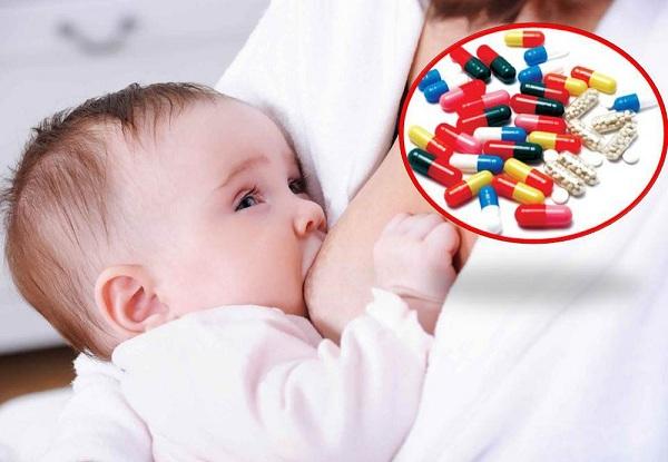 Trình Dược viên tư vấn các loại thuốc chống chỉ định cho phụ nữ cho con bú
