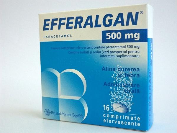 Hướng dẫn liều dùng của thuốc Efferalgan