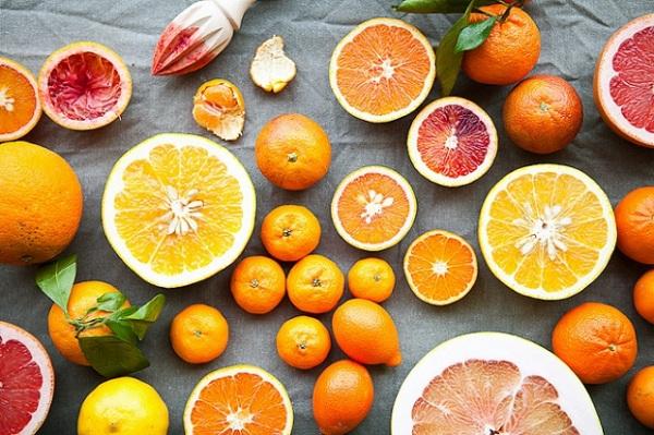 Ăn nhiều cam giúp tăng cường hệ miễn dịch