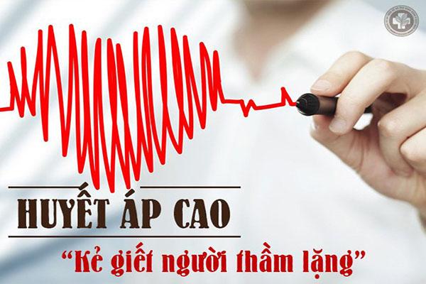 Huyết áp cao là bệnh lý phổ biến hiện nay