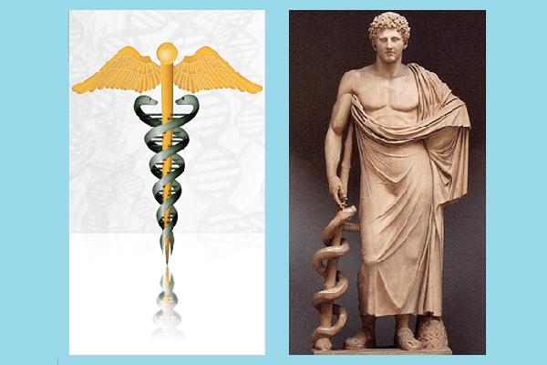 Tìm hiểu về lịch sử biểu tượng của ngành Y Dược