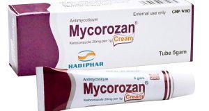 Trình Dược Viên chia sẻ về công dụng của thuốc Mycorozan