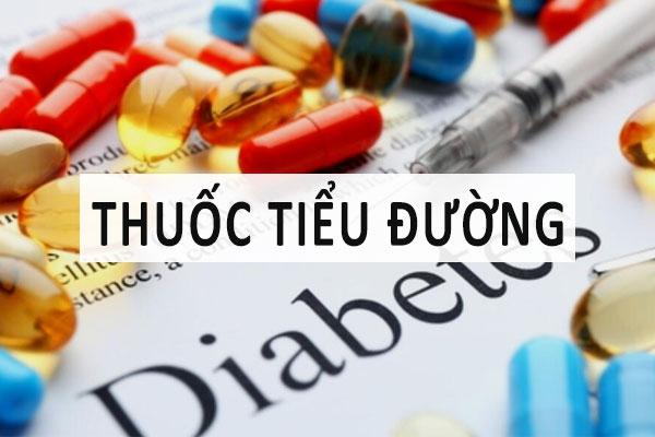 ThuốcMetformin trị tiểu đường