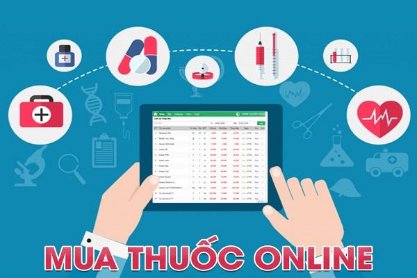 Trình Dược Viên tư vấn cách mua thuốc trực tuyến