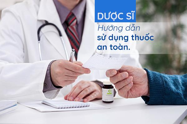 Trình Dược viên chia sẻ một số vấn đề để sử dụng thuốc an toàn