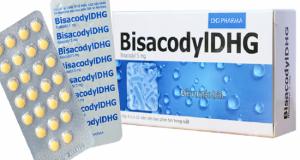 Trình Dược Viên tư vấn sử dụng thuốc nhuận tràng Bisacodyl