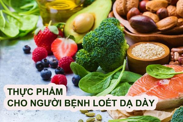 Trình dược Viên khuyên người bệnh viêm loét dạ dày nên ăn gì?