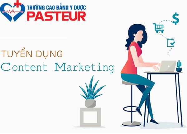 tuyển dụng Content Maketing làm việc tại quận Bình Thạnh, TPHCM